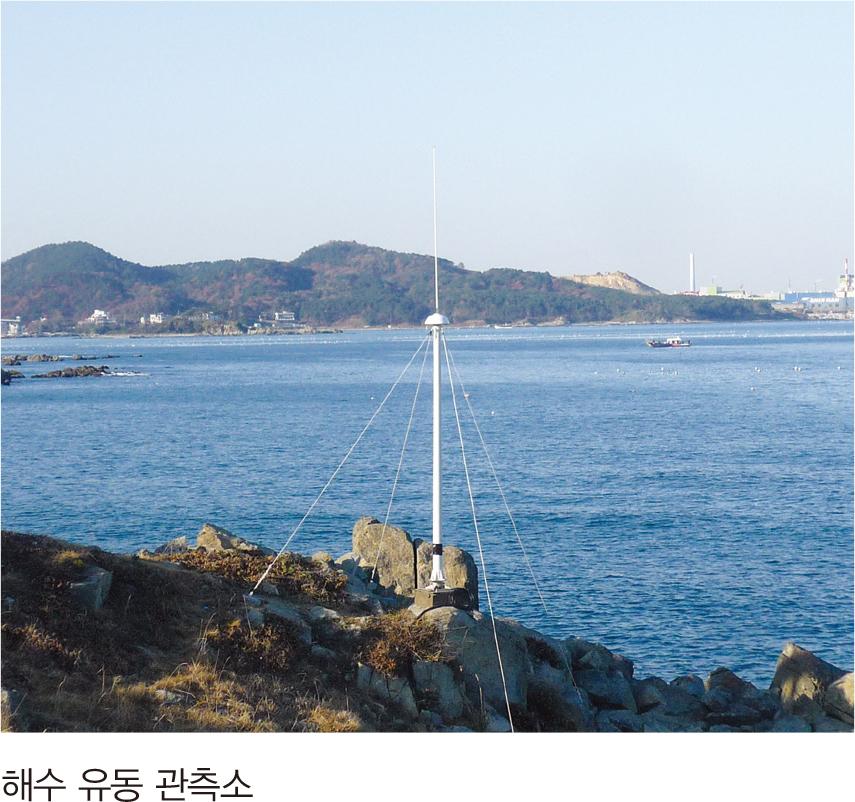 해수 유동 관측소