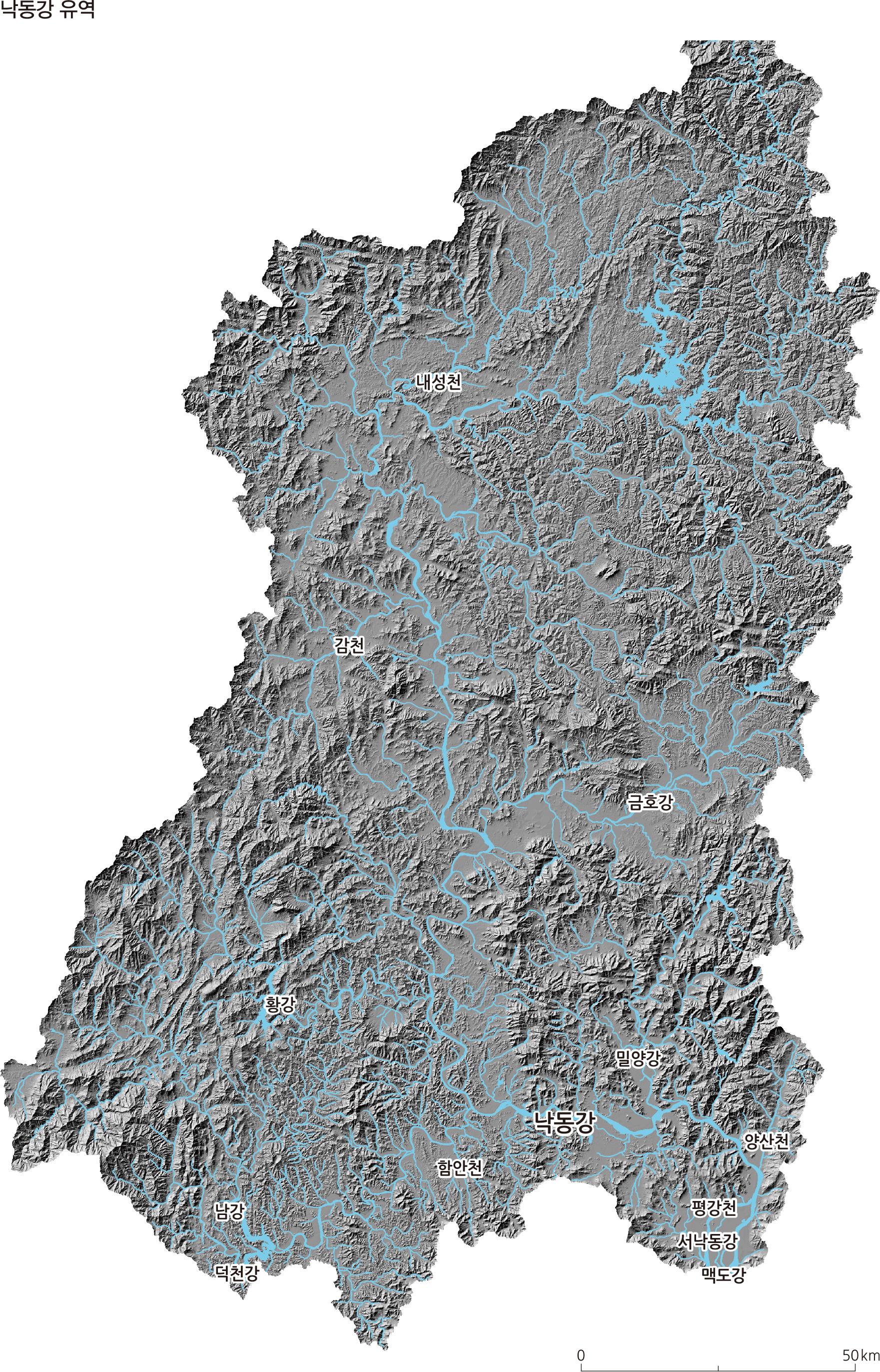 낙동강 유역