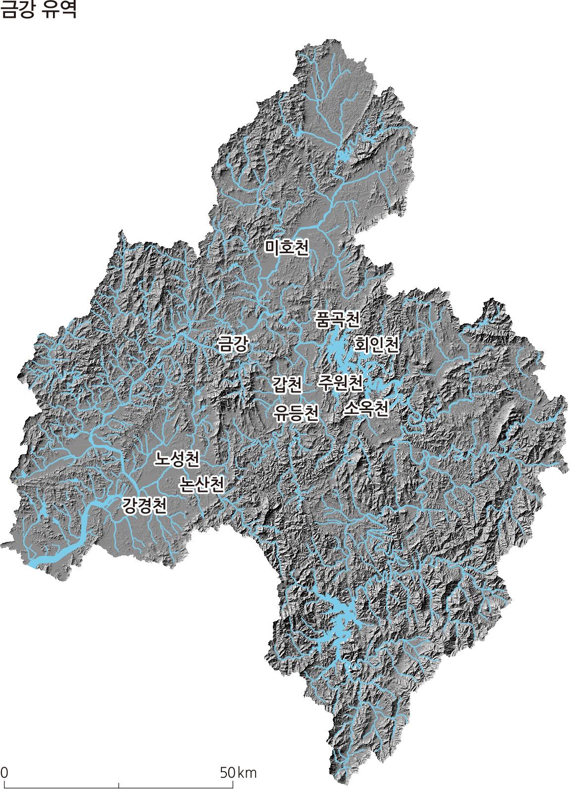 금강 유역