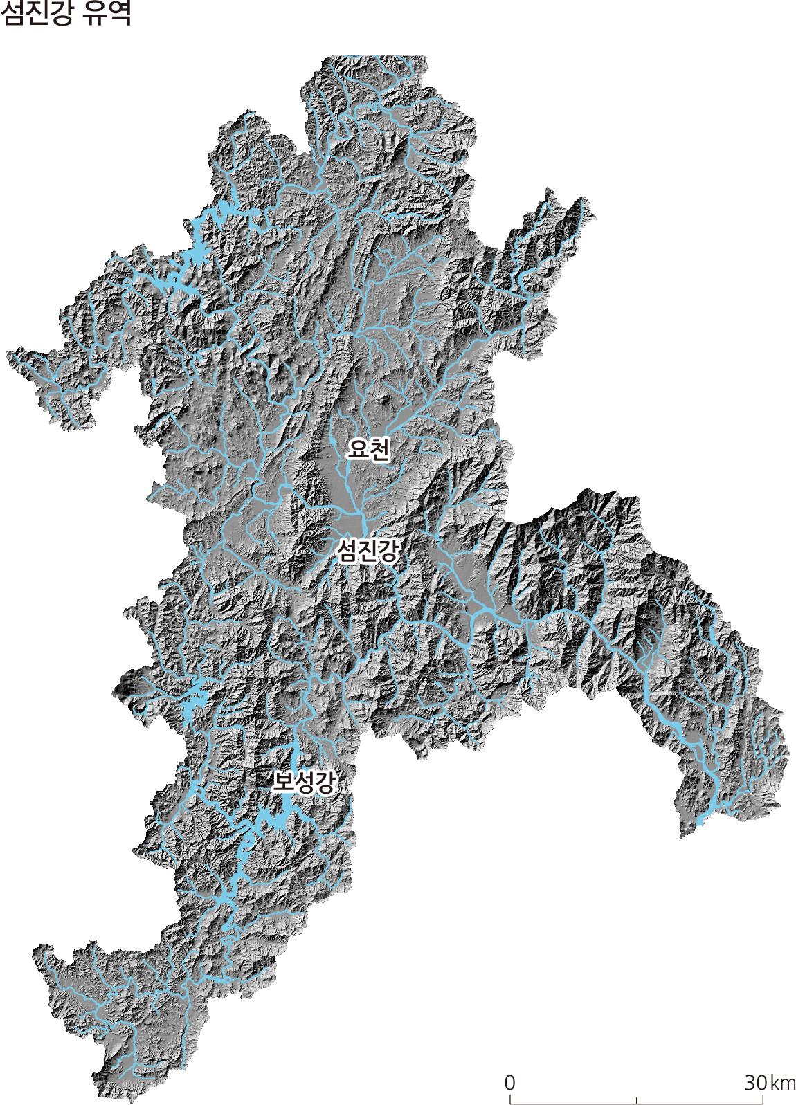 섬진강 유역