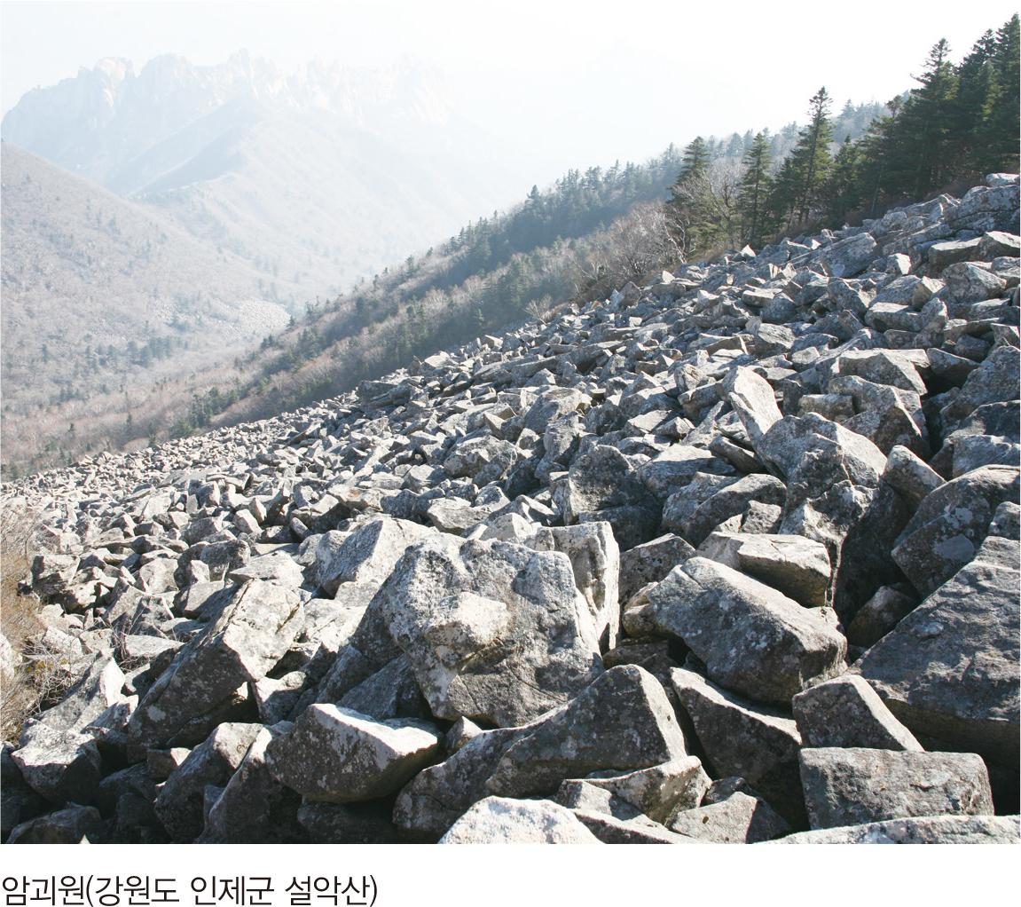 암괴원(강원도 인제군 설악산)