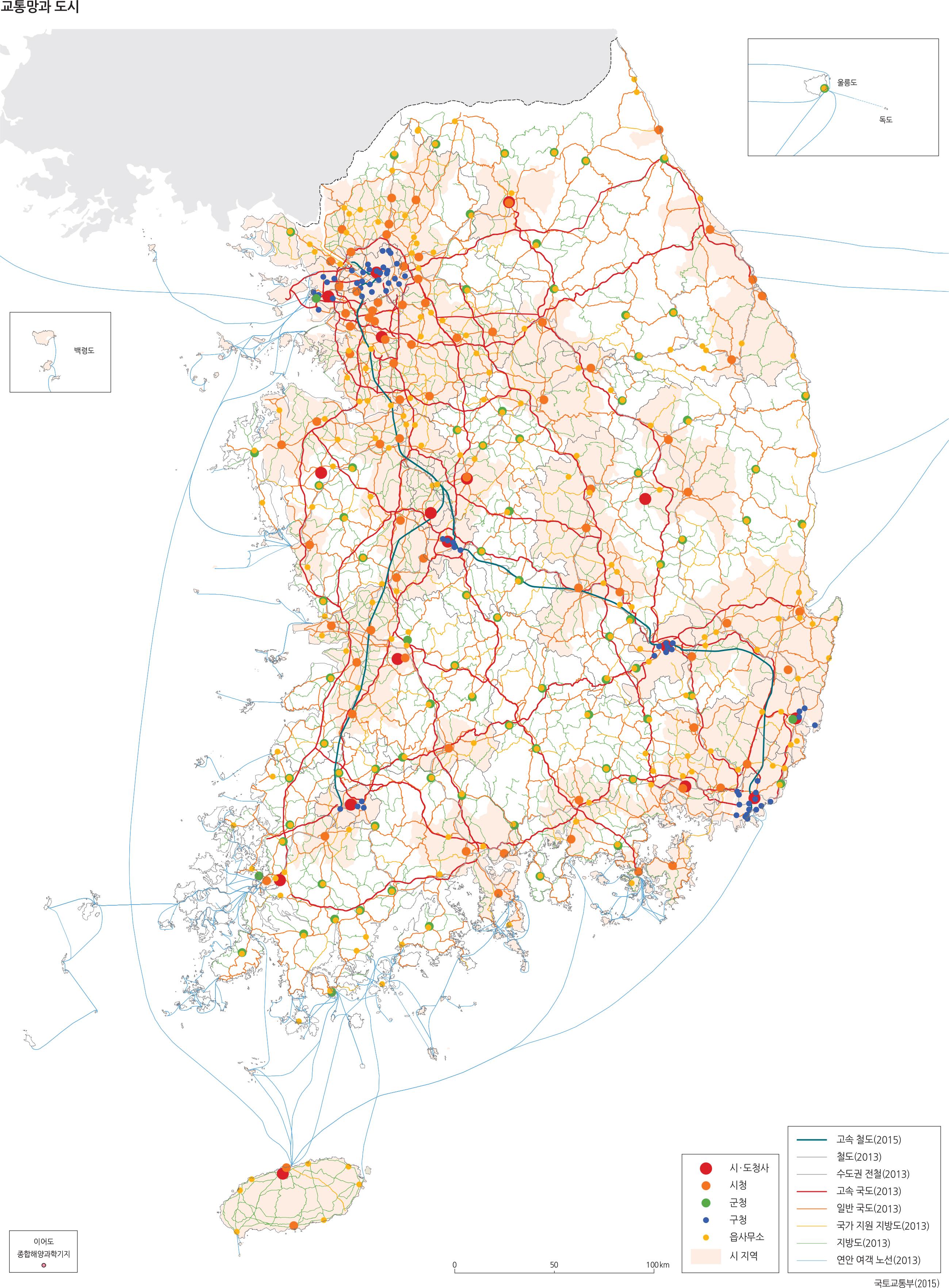 교통망과 도시